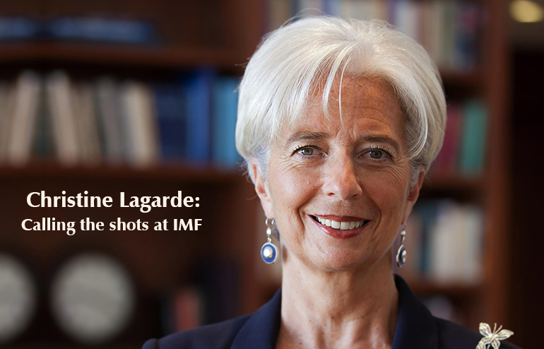 The Bail-out Bank: International Monetary Fund